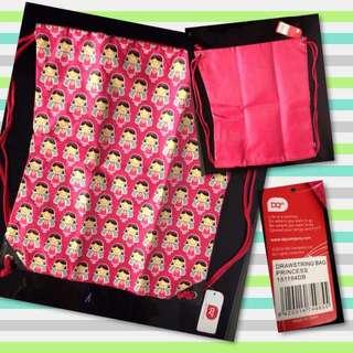DQ & Co. Drawstring Bag