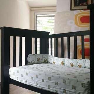 PAMCO baby cot