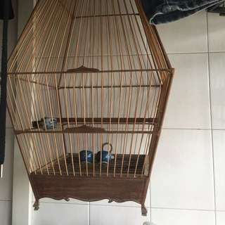 Jambul 17s cage