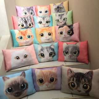 bantal print photo