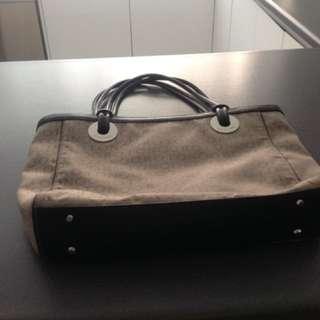 Large Oroton tote bag