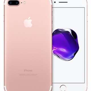 Broken screen iPhone 7 Plus