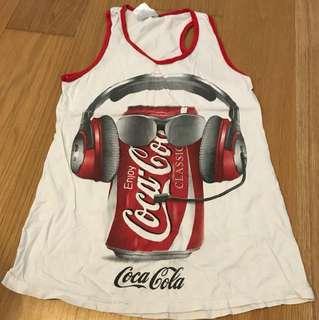 Sleeves T Coke