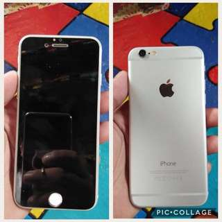 Rush Sale or Swap pref ko add cash iPhone 6 16gb smartlock
