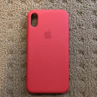 iPhone X (Product Red) Cover