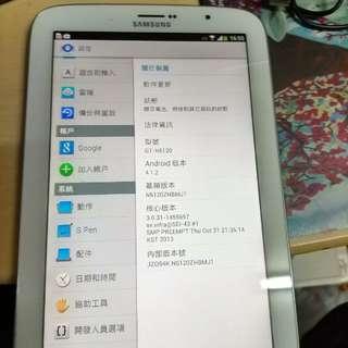 sansung GT-N5120 7吋電話