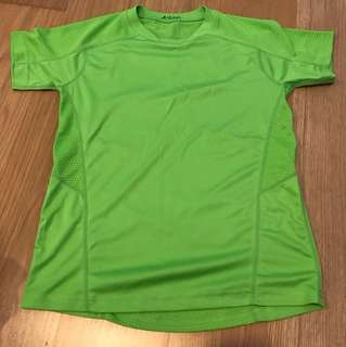Crane dry fit green size 12
