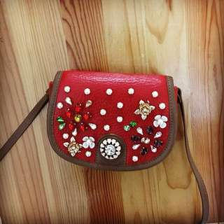 Mini Crossbody handbag - Liz Clairboirne