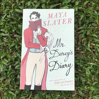 Pre-loved Book: Mr Darcy's Diary