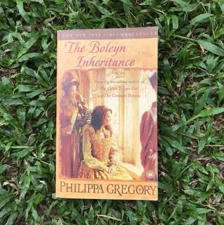 Pre-loved Book: The Boleyn Inheritance