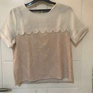 Chic simple top