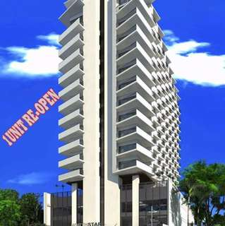 Studio Unit Condominium in Mandaue City