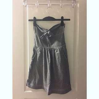 A&F Babydoll Summer Dress Top (XS)