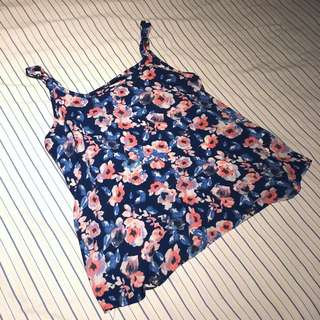Cotton On Floral Tank Top