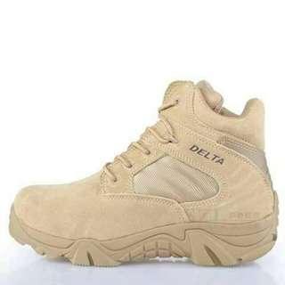 Sepatu Delta Tactical Boots