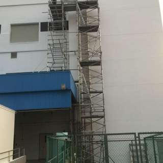 Scaffolding for rental