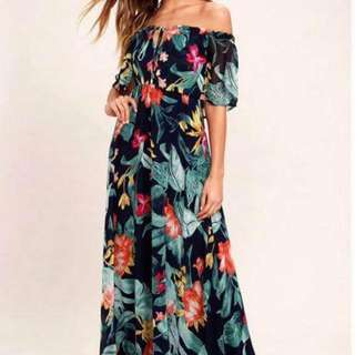 JAN 18 MAXI DRESS (SO)