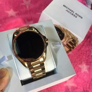 Michael Kors Access Touchscreen Gold Bradshaw Smartwatch MKT5001