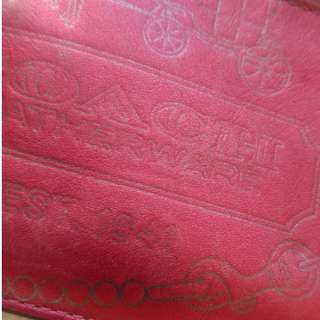 Coach Wallet - Spring Pink