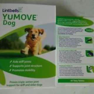 Dog Joints Supplement-Lintbells YuMove Dog