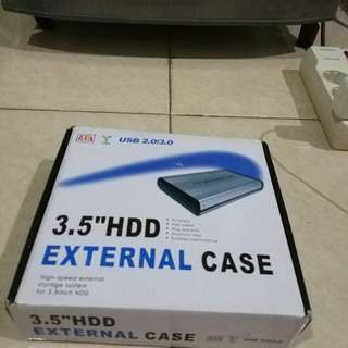 HDD External CASE 1TERA