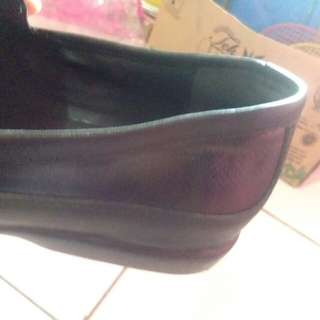 Sepatu pentofel kulit aslii