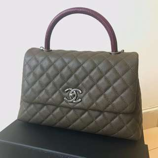 AUTHENTIC Chanel Coco Handle