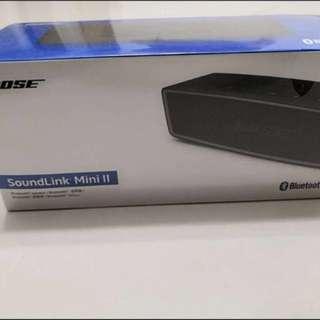 Bose Soundlink Mini II (New)