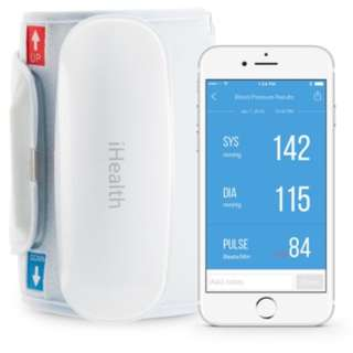 iHealth® Feel Wireless Blood Pressure Monitor