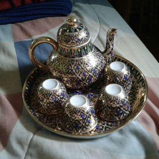 Tea set thailand