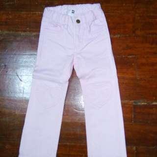 H&M girls Pink Pants