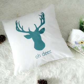 Cushion cover 40*40 cm | Home decor | Bantal sofa