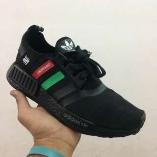 Adidas nmd r1 x undefeated premium