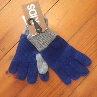 COTTON ON KIDS - Blue Size S Gloves