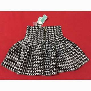 BW mini skirt PREMIUM QUALITY