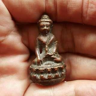 Luang phor Tim wat Rahanrai phra kring BE 2503~2515