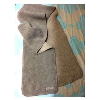AIGLE保暖頸巾