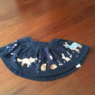 NEW! Cotton on kids rok 2thn biru navy