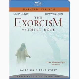 The Exorcism Of Emily Rose (Blu Ray Unrated)