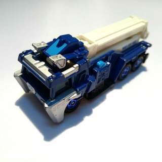 Tomica TOMY TDM S.W.C 2010 Model Made in China
