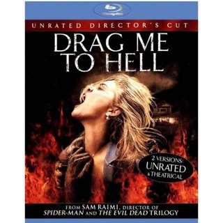 Drag Me To Hell (Blu Ray + Digital Hd)