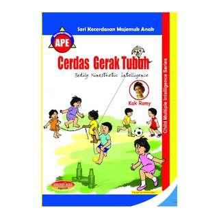 Buku Orang Tua Pendamping Buku Keterampilan Umum Anak
