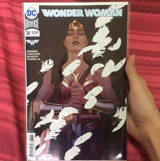 Wonder Woman #38 Variant