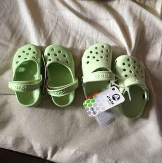 Authentic Crocs shoes bought from USA