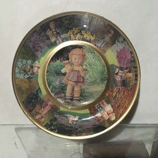 Imported Decorative Plate