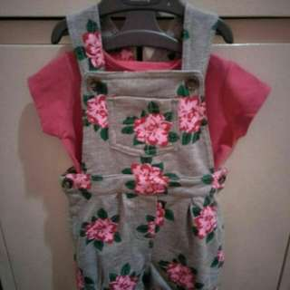 Overall Carters set