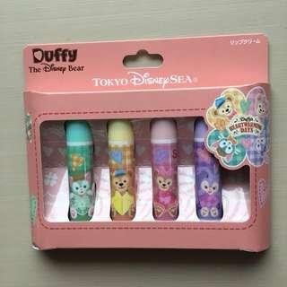 最新 東京DisneySea 情人節 唇膏 (1盒4支)