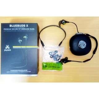 Jaybird Bluebuds X Wireless Earphones Black