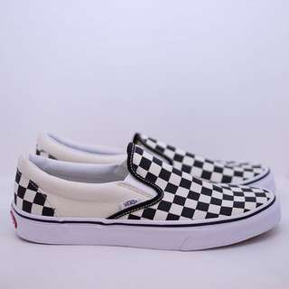 """Vans chekerboard """"black and white"""""""