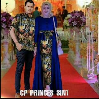 Cp princess 3in1 navy,tosca,mustard